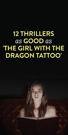 thrillers as good as 'the girl with the dragon tattoo'
