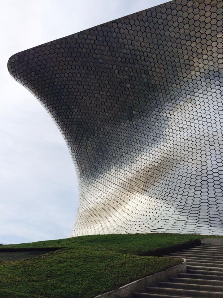 The Soumaya Museum - Mexico City