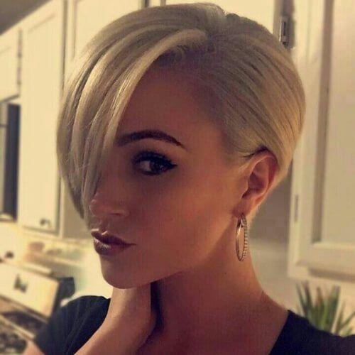 Photo of 50 glamorous stacked bob hairstyles – Madame hairstyles