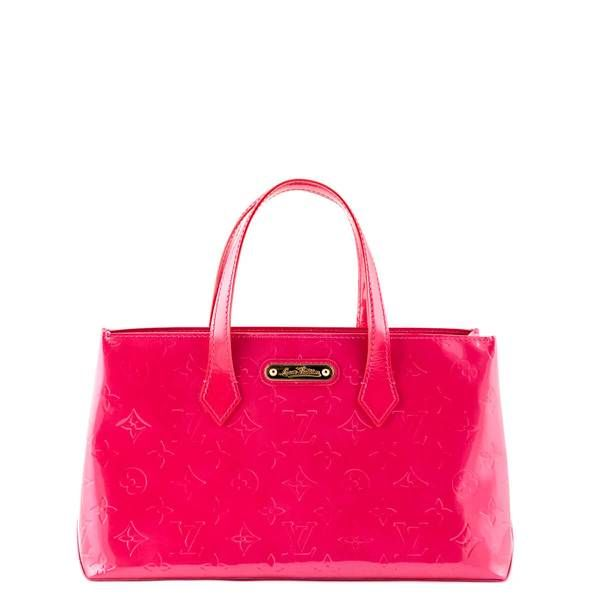 Louis Vuitton Pink Vernis Empreinte Wilshire PM - LOVE that BAG - Preowned  Authentic Designer Handbags 5ad6863e52