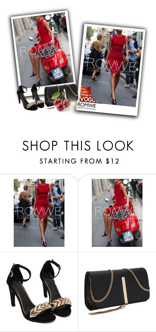 """""""Romwe XIV-1"""" by azra-90 ❤ liked on Polyvore"""