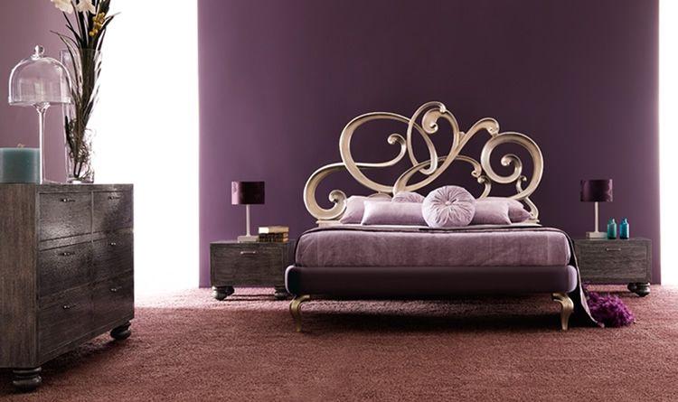 12 Bettkopfteil Ideen für stilvolle Schlafzimmer-Atmosphäre - wohnideen fürs schlafzimmer