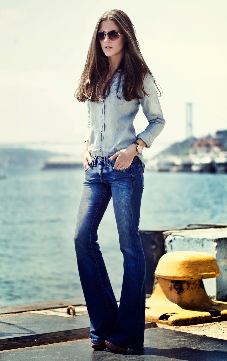 90f0cf56ce16 LEE COOPER SEkaterina Kraynova3 13 AM7 commentsLEE COOPER S 70s Women  Fashion