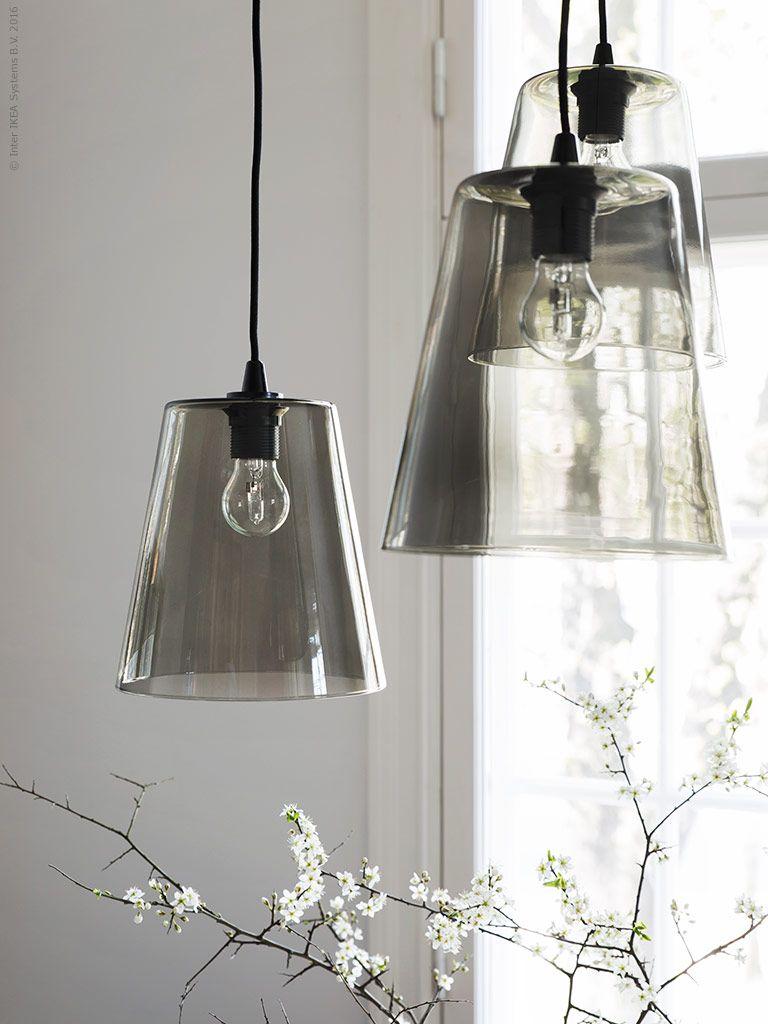 awesome trippel i glas livet hemma u ikea with lysekil ikea. Black Bedroom Furniture Sets. Home Design Ideas