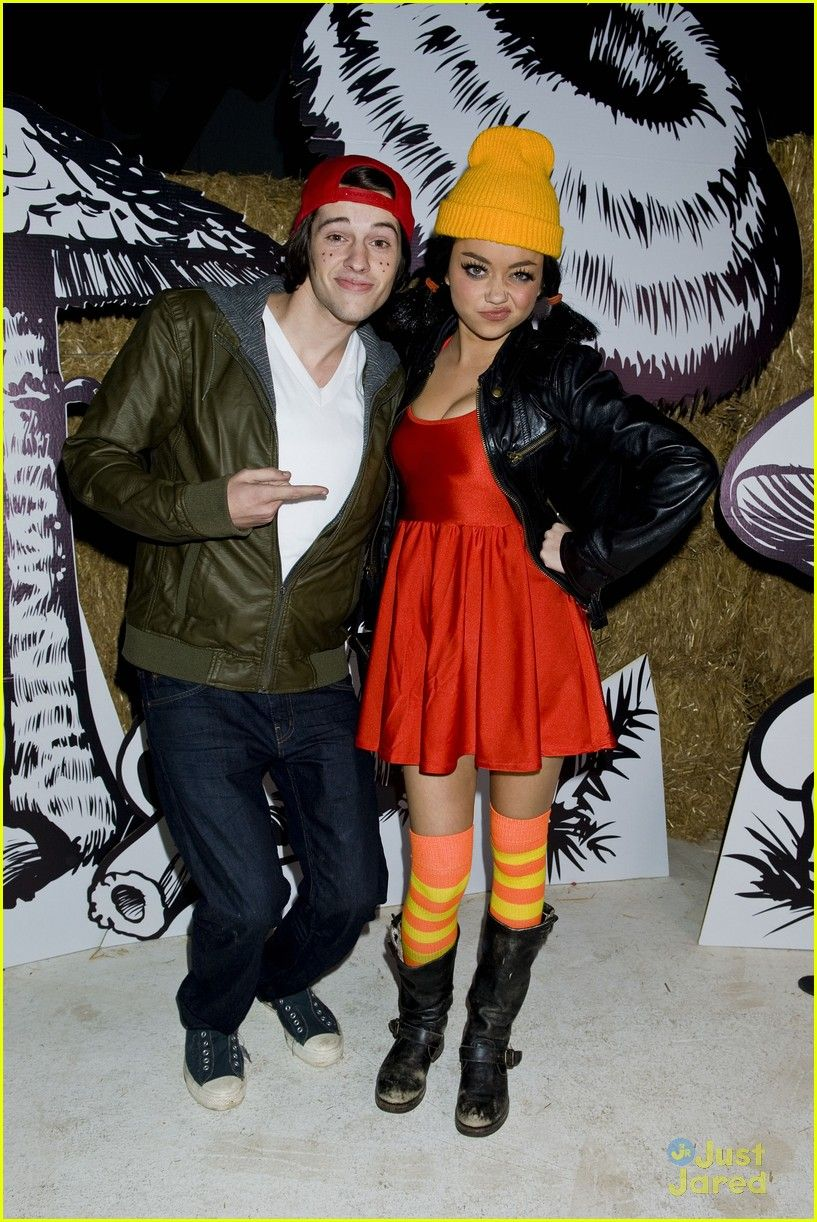 TJ and Spinelli from Recess. Cute couple costume. | Costumes ...