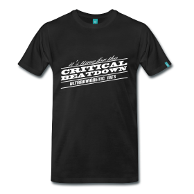 Critical Beatdown - TShirt | Webshop: http://hiphopgoldenage.spreadshirt.com/critical-beatdown-A16450958/customize/color/2