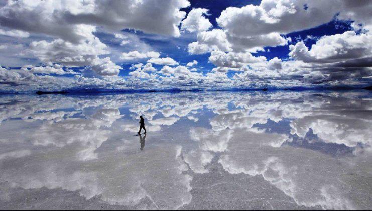 Amazing reflection.