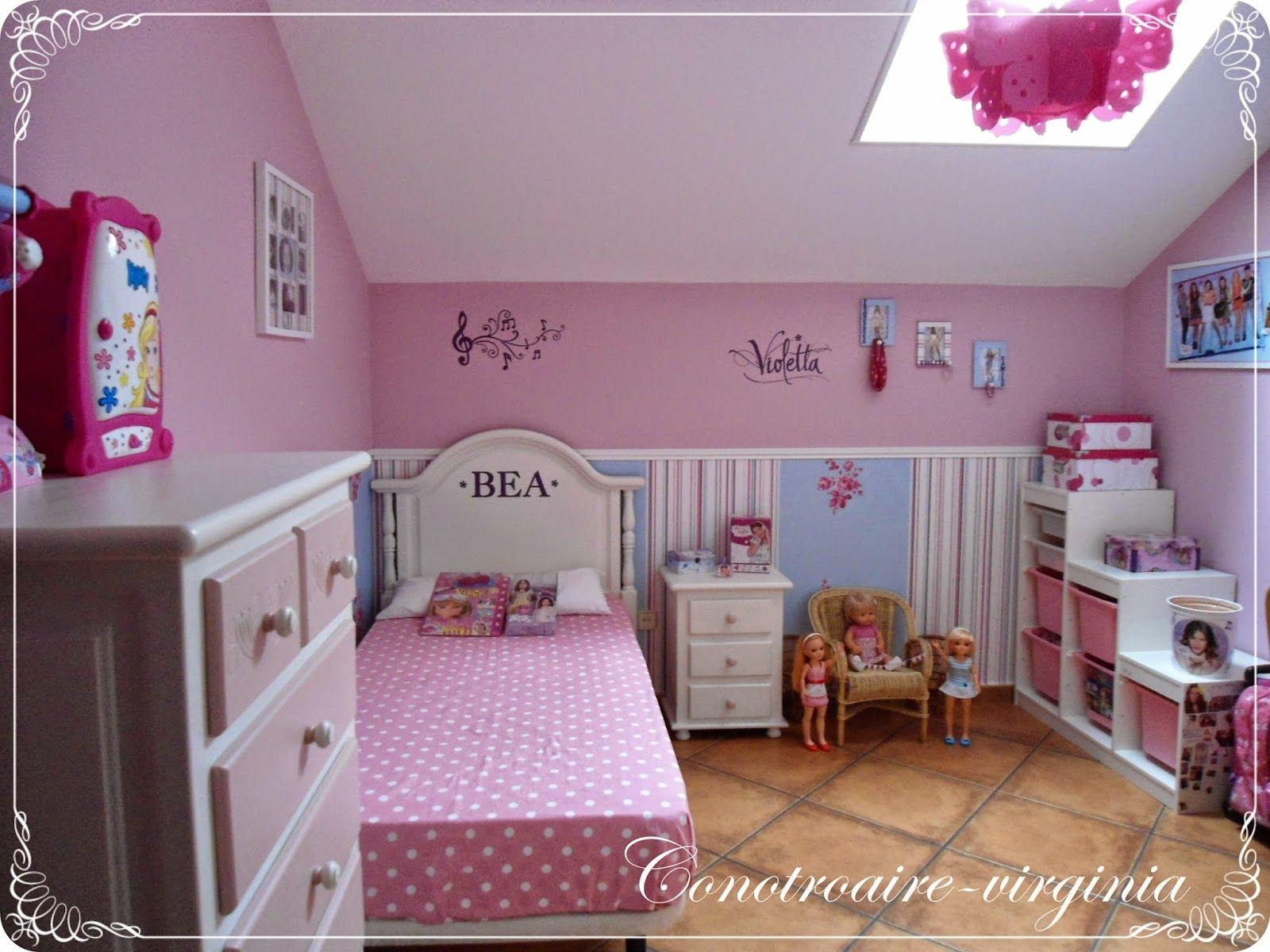 Con otro aire la habitaci n de mi peque con un toque - Ideas pintar habitacion ...