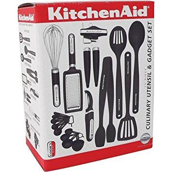 KitchenAid 17-Piece Tool and Gadget Set #KitchenAid #tools ...