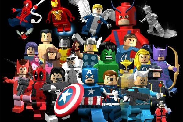 Immagine di Cinzia Mangano su lego Lego, Eroe, Festa