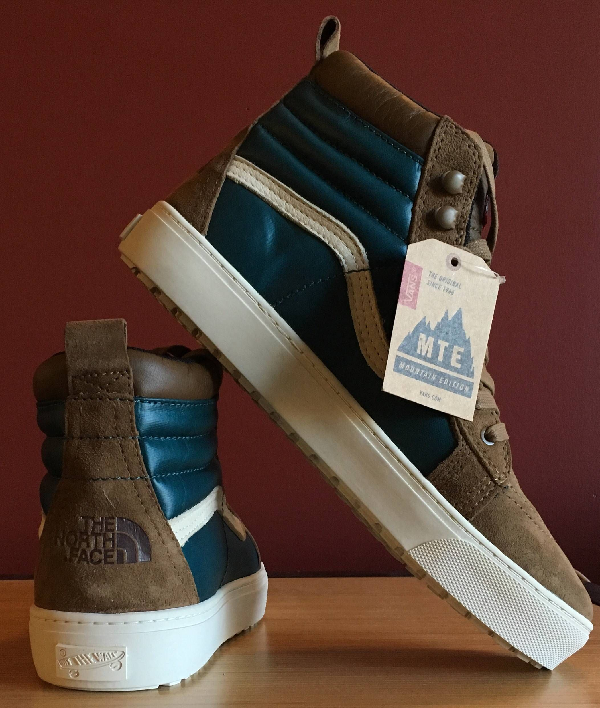 3049803dd0 Vans x The North Face MTE Sk8-Hi