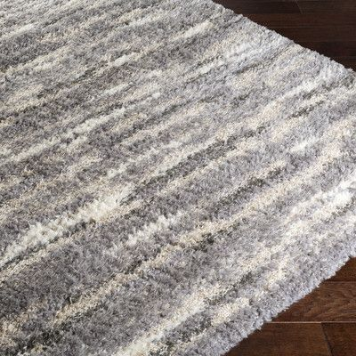 Zipcode Design Ericka Gray Brown Area Rug Rug Size 8 X 10