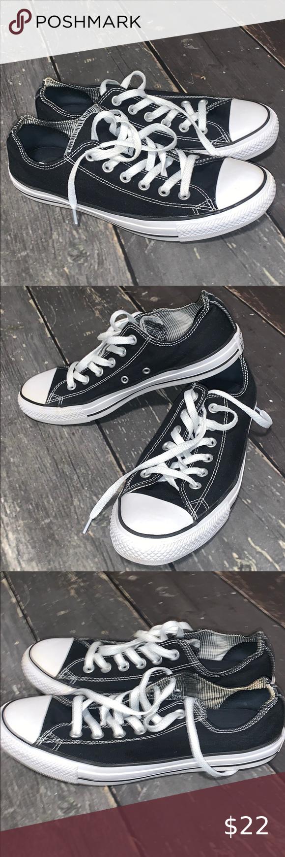 Black converse, Converse