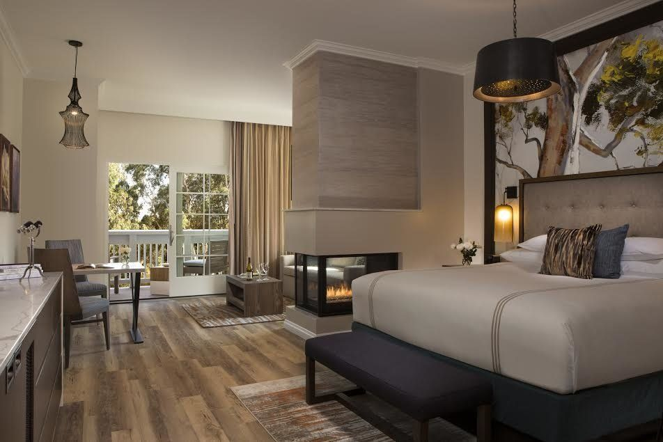 River Terrace Inn S Renovated Rooms Luxury Hotel Room Noble House Hotels In Napa