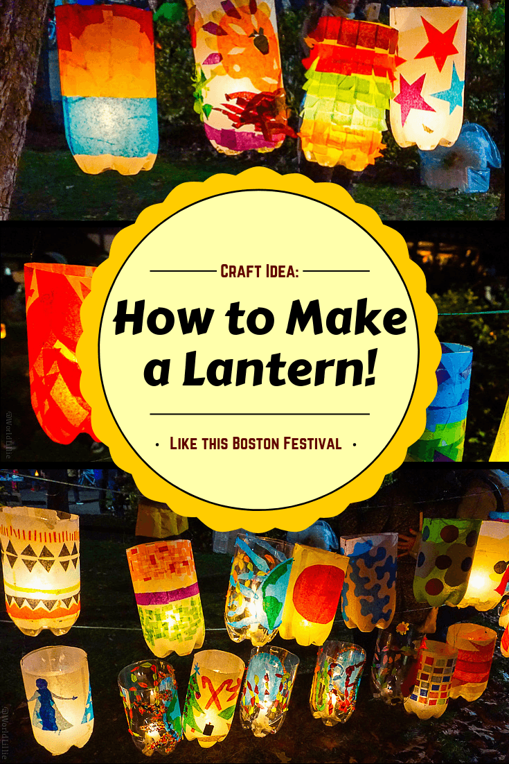 Create Your Own Lantern Festival: A Beautiful Art Project - Around the World L