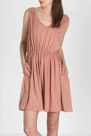 OLGA<br/>Jersey kjole