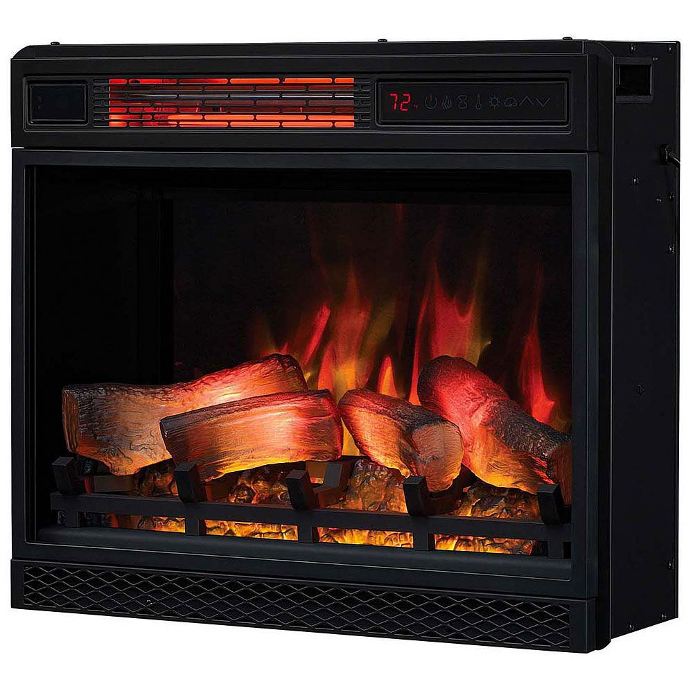 Classicflame 23 In 3d Spectrafire Plus Infrared Electric Fireplace