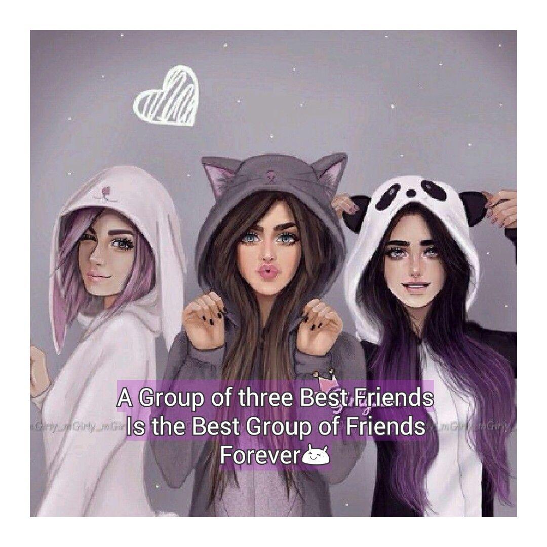 That's sooooo true..... | 3bestii | Pinterest | Drawings of friends, Best friend drawings and ...