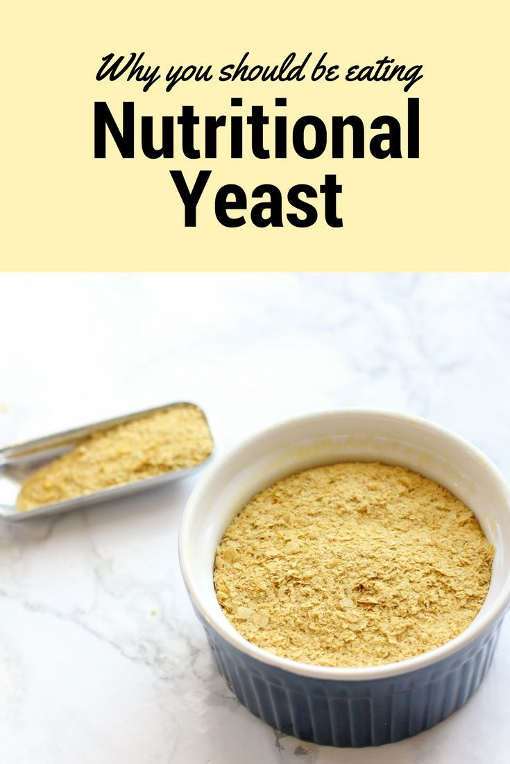 is nutritional yeast included in aip diet