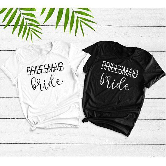 ca0e2d2c Bridal Party Shirts, Bachelorette Party Shirts, Bridesmaid Shirts,  Bridesmaid T Shirts, Bridal Shirt