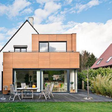 Einfamilienhaus M1 Architektur, Anbau haus, Einfamilienhaus