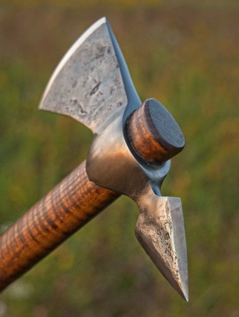 Hammer Polls, Spike Hawks, Belt & Bag Axes « Beaver Bill Forging Works
