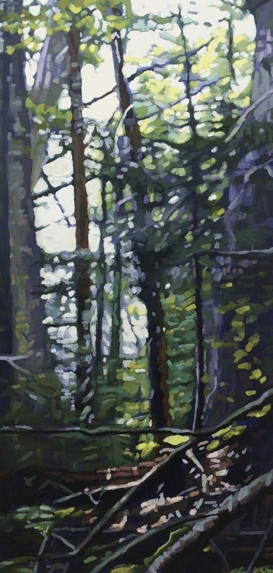 Liz Hoag Maine Art Landscape Paintings Maine Artist