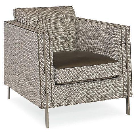 Henley Culb Chair Soft Gray F Sofachair Accent Chairs