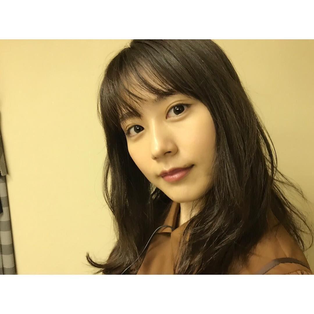 kasumi arimura メイクアップ kasumi arimura 有村架純さんはInstagramを利用しています:「中学聖日記の撮影をして、かぞくいろの宣伝活動をした一日。今日も一日乗り越えた。明日も頑張ろう☺  (   ...