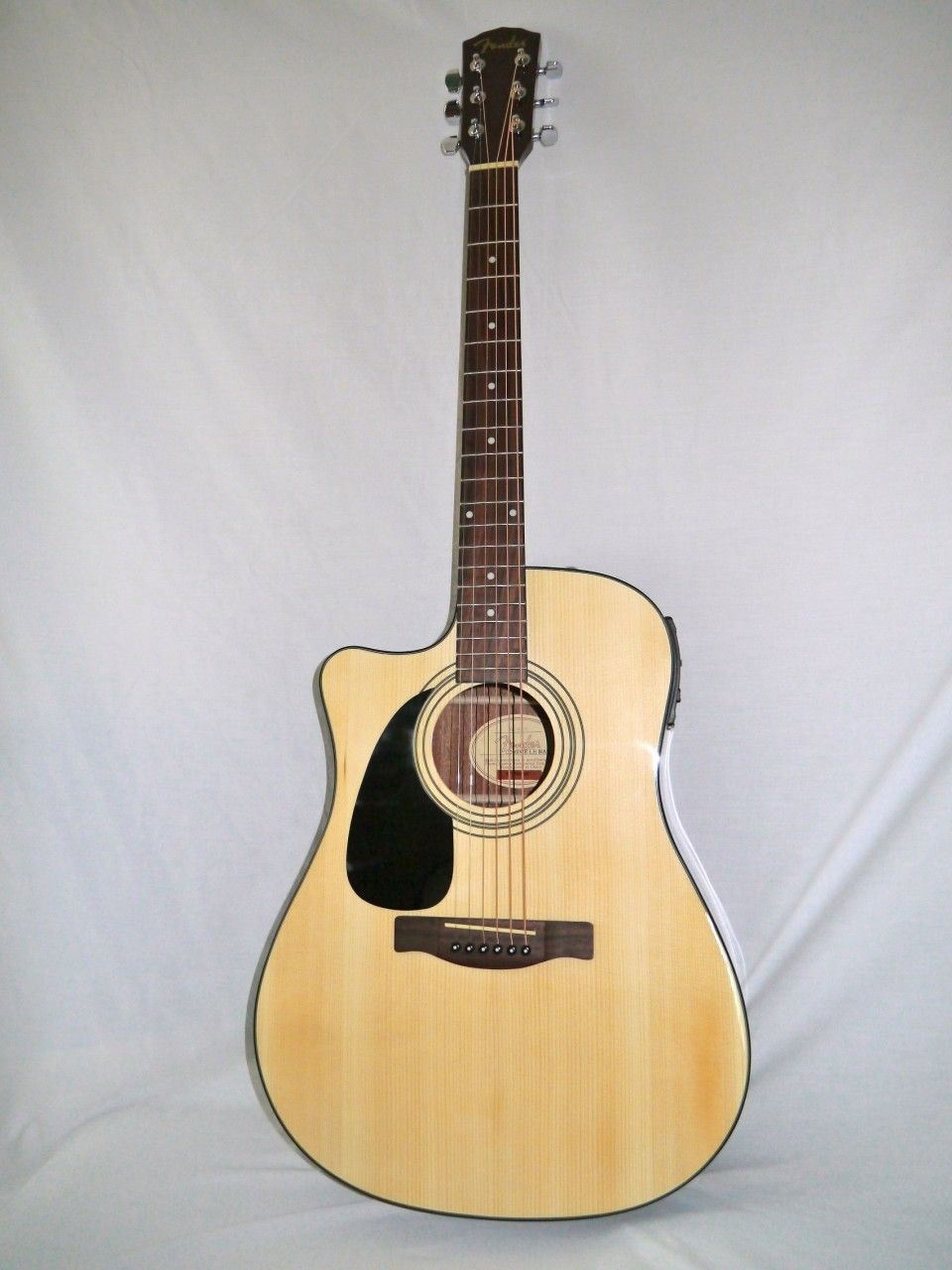 Indian Creek Guitars Fender CD60CE LH Acoustic Electric