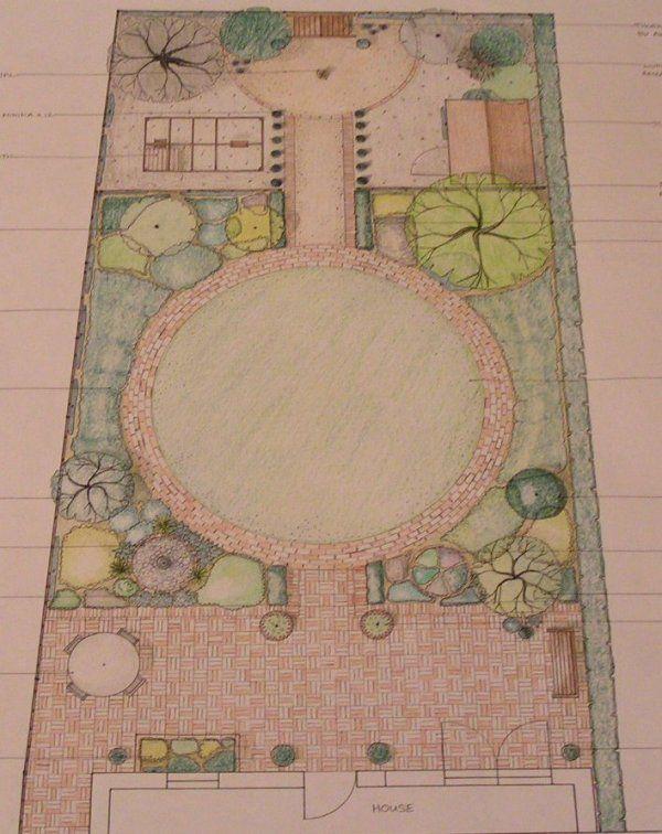 Garden Design Shropshire Circular Garden Design Garden Design Back Garden Design
