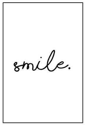 kostenloser pdf download spr che zum downloaden pinterest smile spr che bilderrahmen. Black Bedroom Furniture Sets. Home Design Ideas
