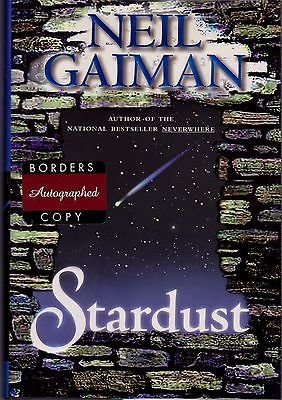 awesome Stardust by Neil Gaiman Signed 1st Edition AvonSpike 1999 - For Sale View more at http://shipperscentral.com/wp/product/stardust-by-neil-gaiman-signed-1st-edition-avonspike-1999-for-sale/