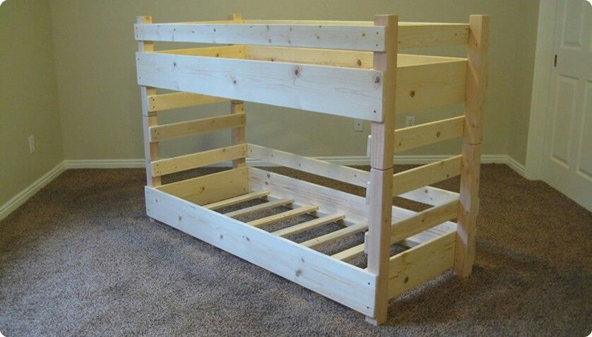 From Outstanding To Easy: 20 DIY Toddler Beds | Diy Toddler Bed, Toddler Bed  And Free Woodworking Plans Part 51