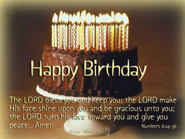 Religious Birthday Quotes for Friends | We thank you Lord for ...