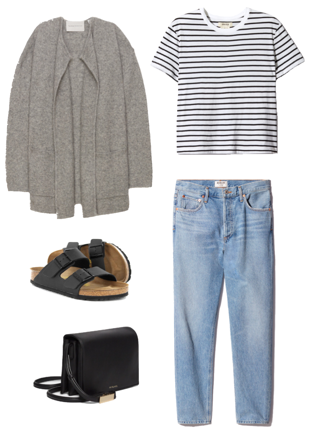 My Basic Year-Round Capsule Wardrobe images