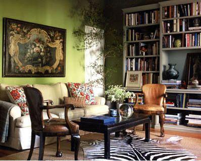 Patricia Gray   Interior Design Blog™: Zebra Carpets