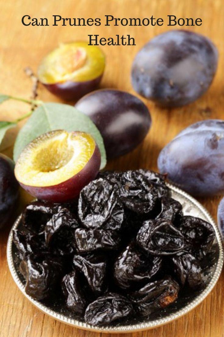 Can Prunes Promote Bone Health