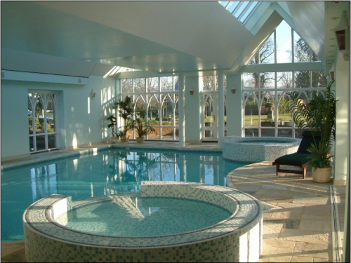 Best 25 indoor pools ideas on pinterest indoor pools in - Camping near me with swimming pool ...