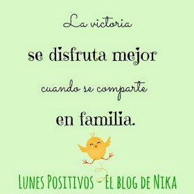 Lunes Positivos - Familia