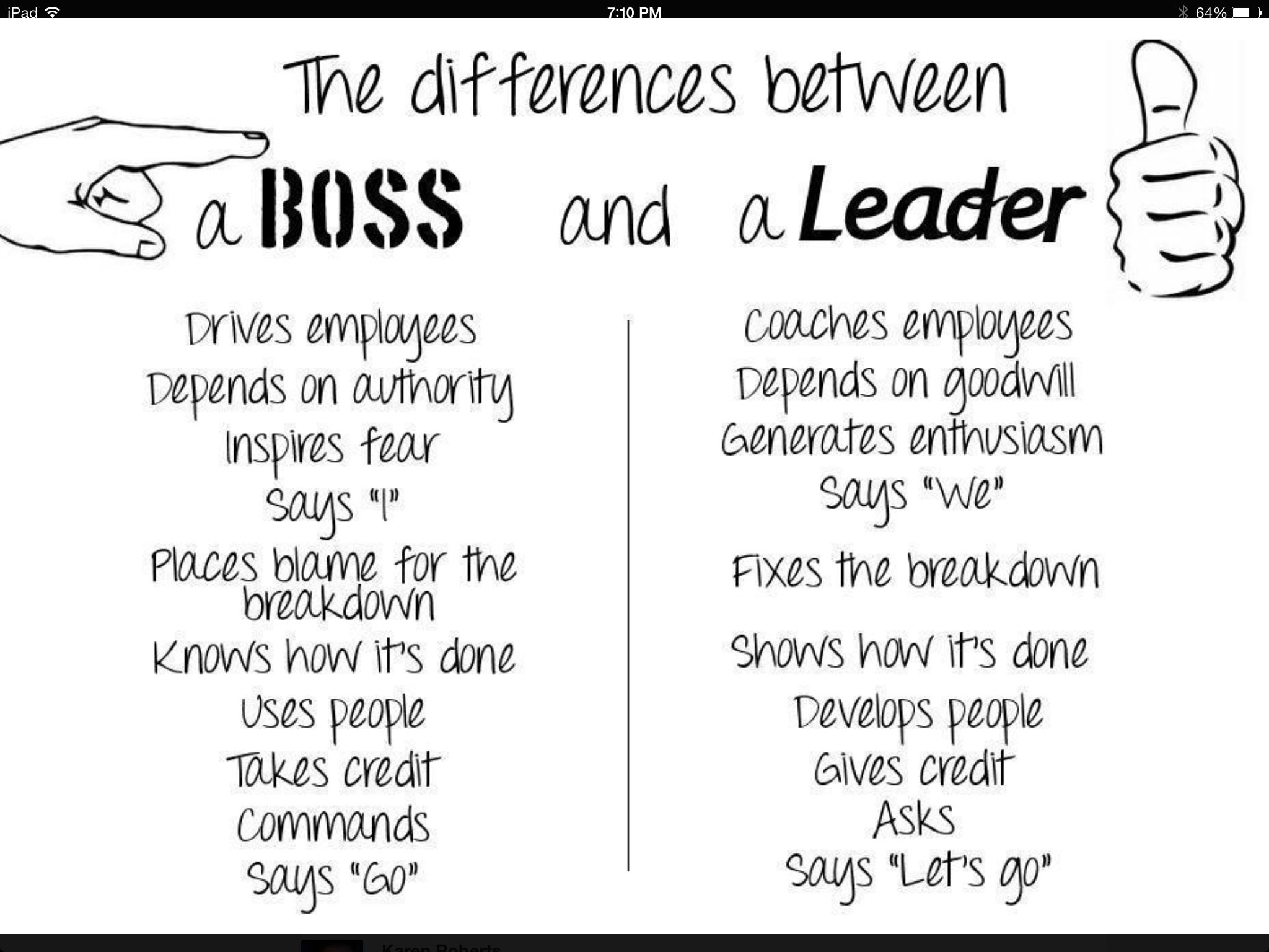 Boss Vs Leader Be A Leader Boss Vs Leader Boss And Leader Leadership Quotes