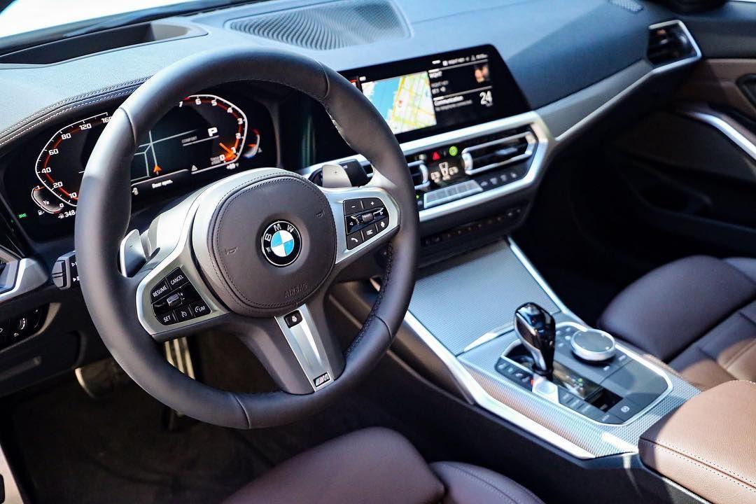 The Interior Design Of The Bmw M340i Quite Sporty And Luxurious Bmwm340i M340i 3series Bmw3series Bmwblog Bmwrepost Bmw Design Sporty