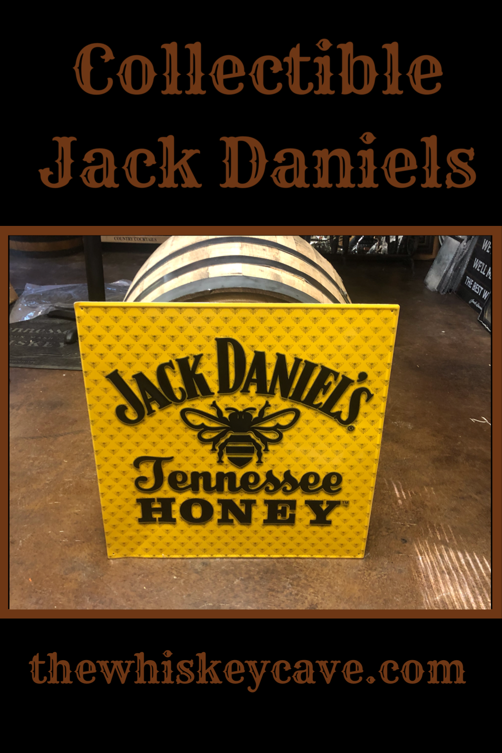 Jack Daniel/'s Tennessee Whiskey Sign Jack Daniels Rodeo Sign Jack Daniel/'s sign