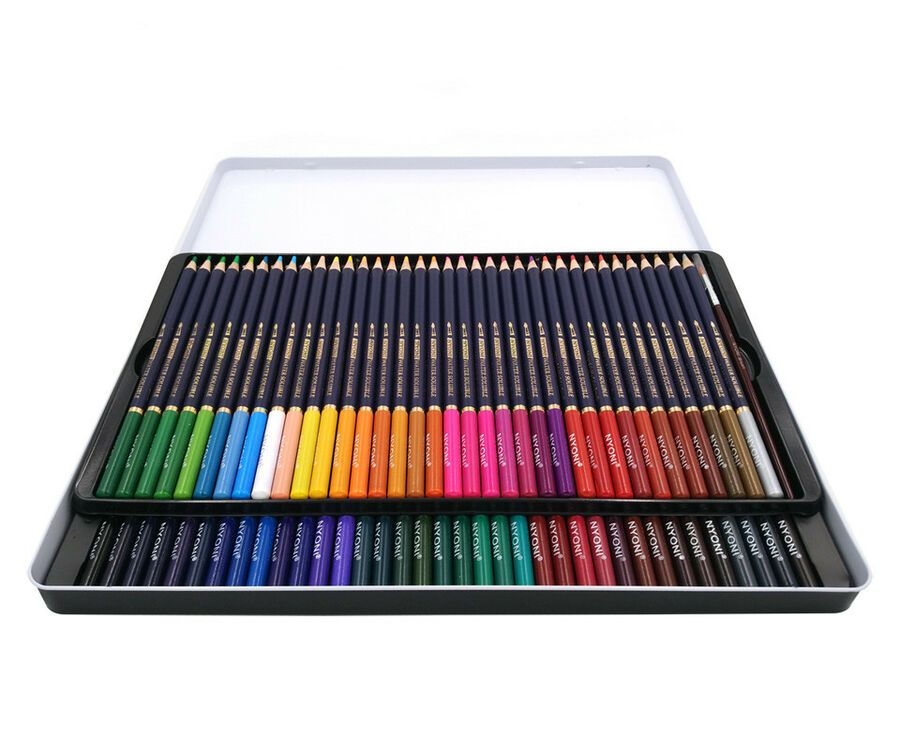 High Quality Professional Soft Watercolor Pencils For School