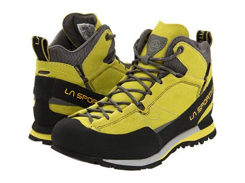 Just added these to the quiver. La Sportiva Boulder X Mid