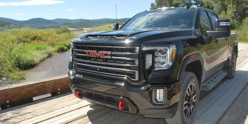 The Allen Autos Accessories Department Customized This Available 2016 Gmc New Trucks Gmc Trucks Cars Trucks
