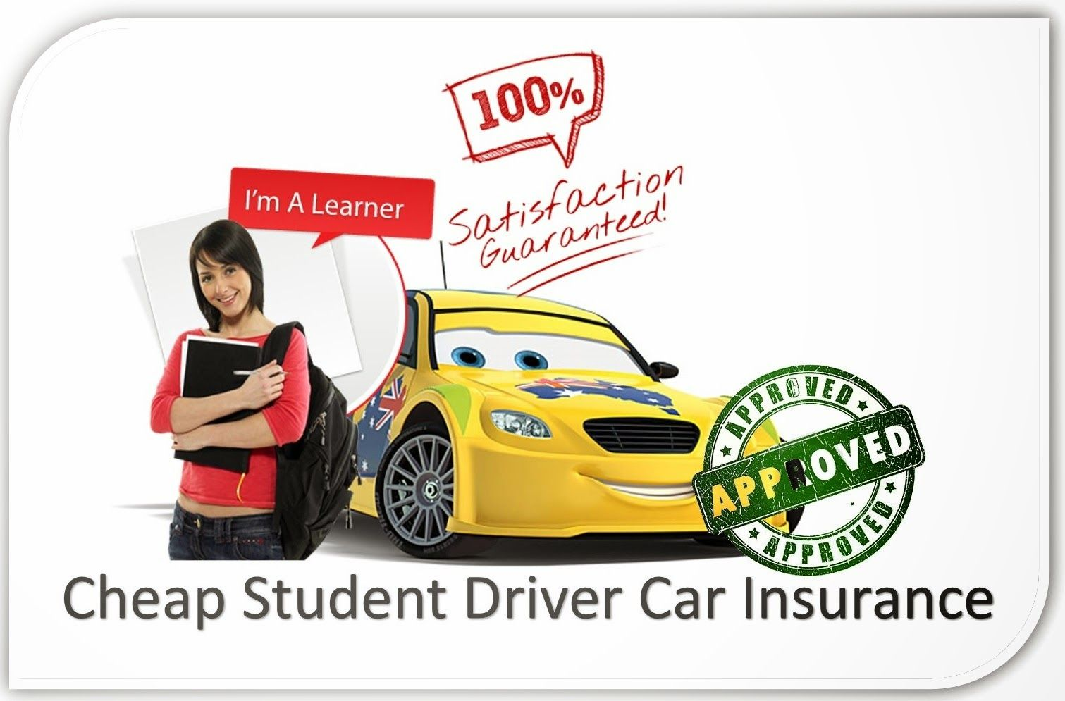 Car Insurance Quotes Ma Glamorous Cheap Rates Car Insurance For Young Students Drivers With Full
