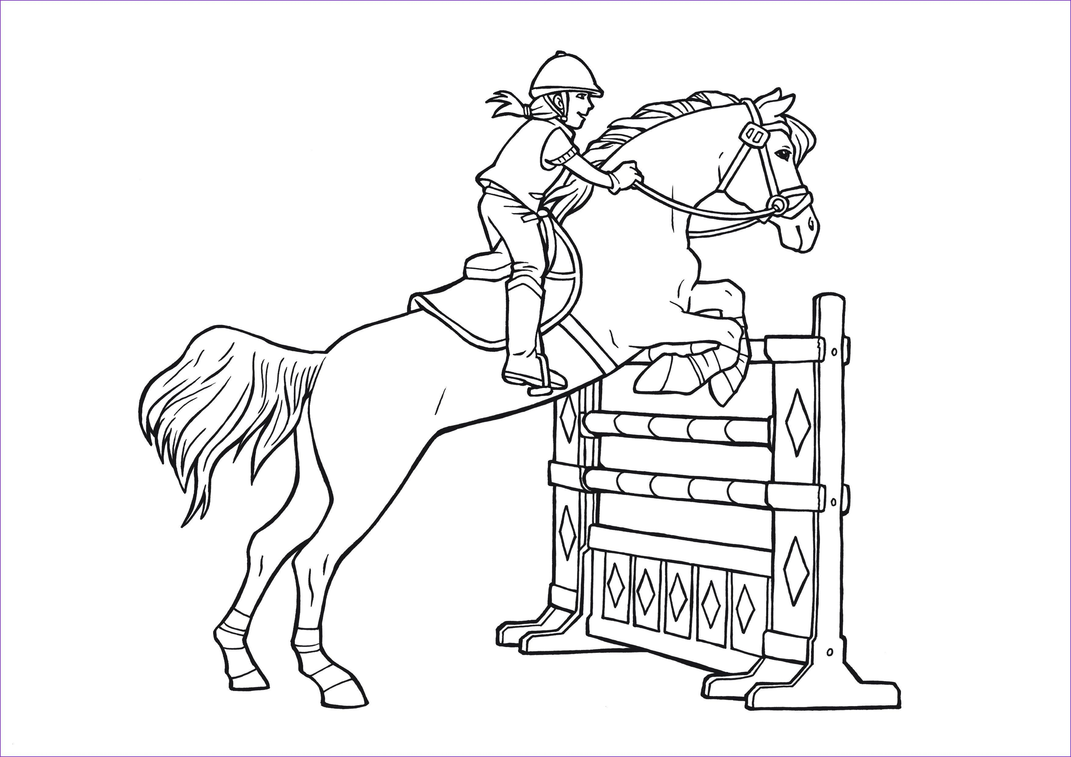 Malvorlagen Pferde Zum Ausdrucken Online Aiquruguay