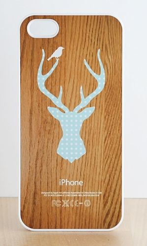The Reindeer Iphone Case | Uncovet