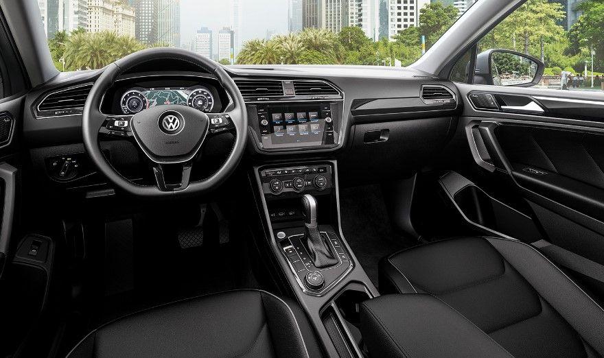 2020 Vw Tiguan Interior Volkswagen Suv 4x4 Tiguan R